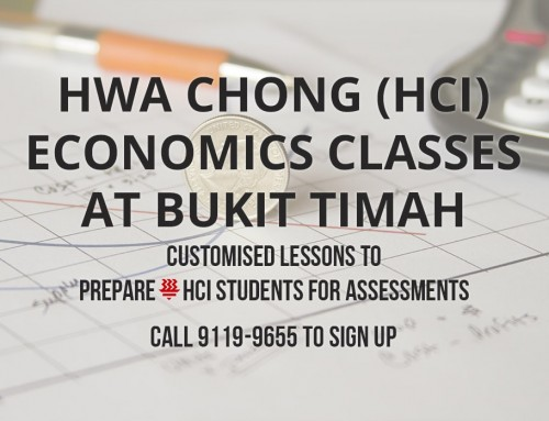 Specialised HCI Economics Classes at Bukit Timah