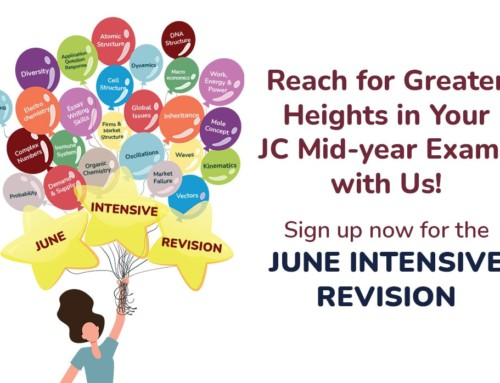 June Intensive Revision for JC Students