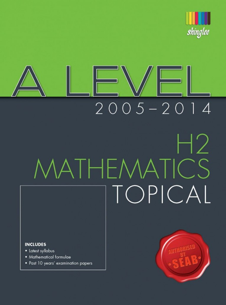 Sng Tat Ming's H2 Math Book Cover
