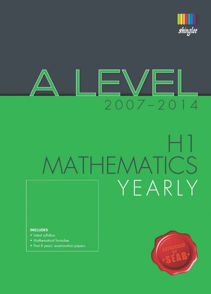 Sng Tat Ming's H1 Math Book Cover