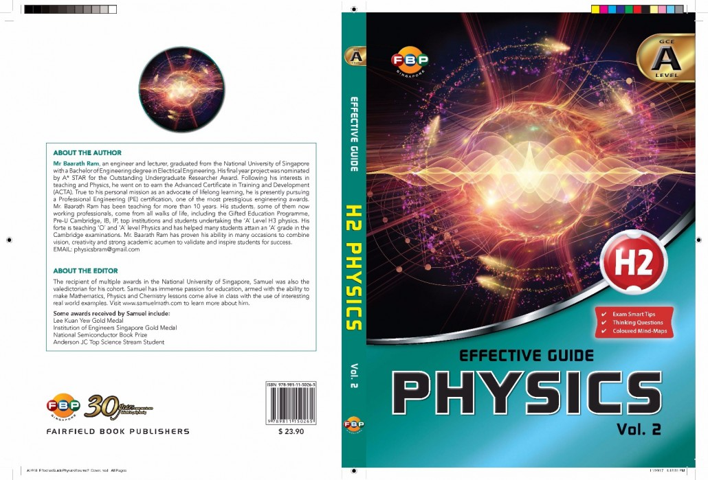 Effective Guide Physics Vol2 by Mr Ram