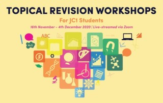 Topical Revision Workshops