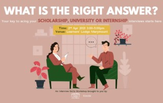 What is the Right Answer? Interview Skills Workshop