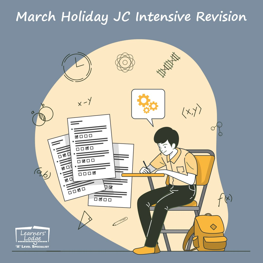 March Intensive JC Revision